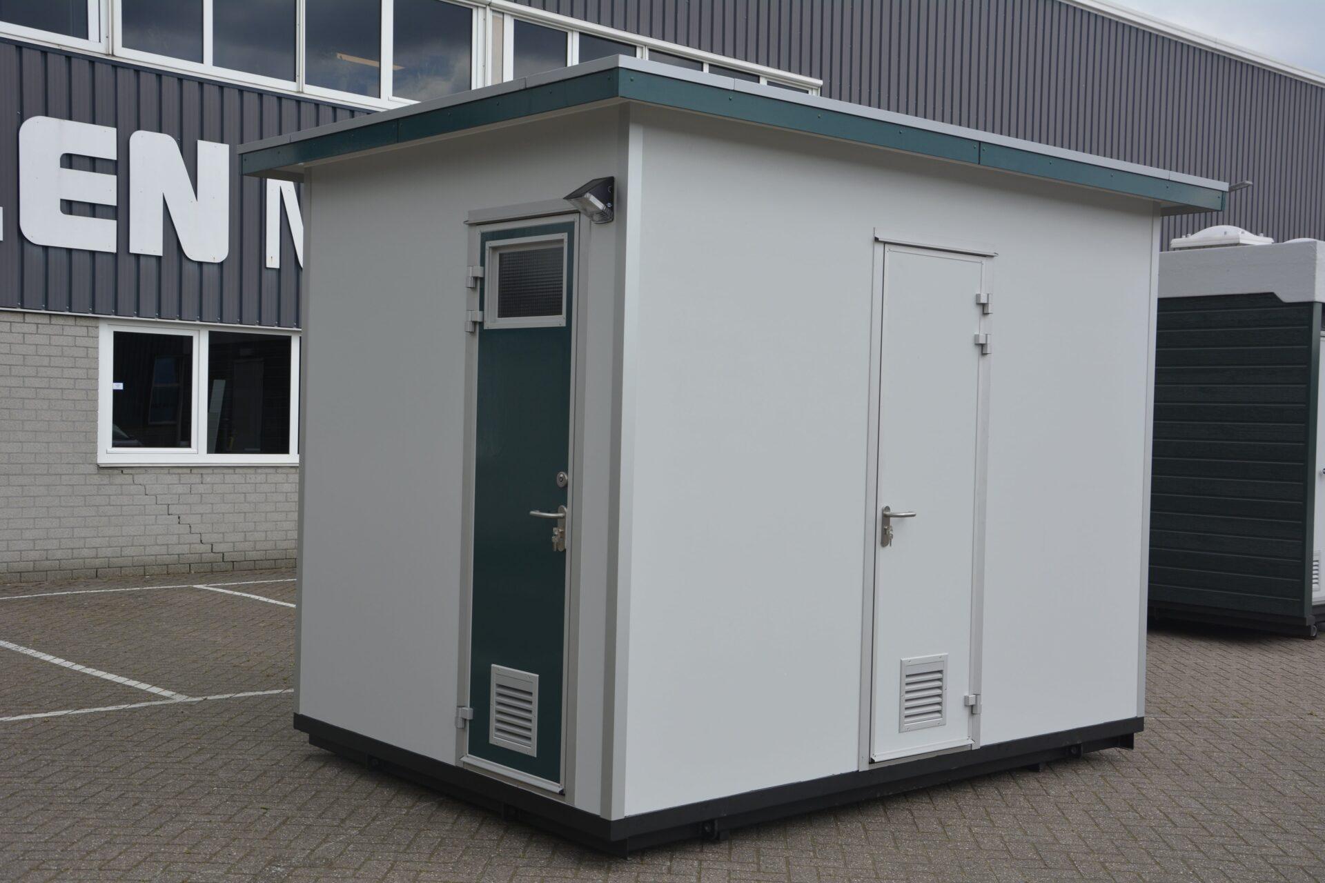 Prive sanitair unit