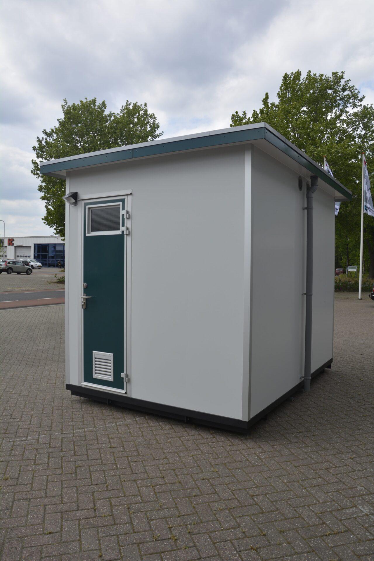 Prive sanitair unit Van Keulen Mobielbouw